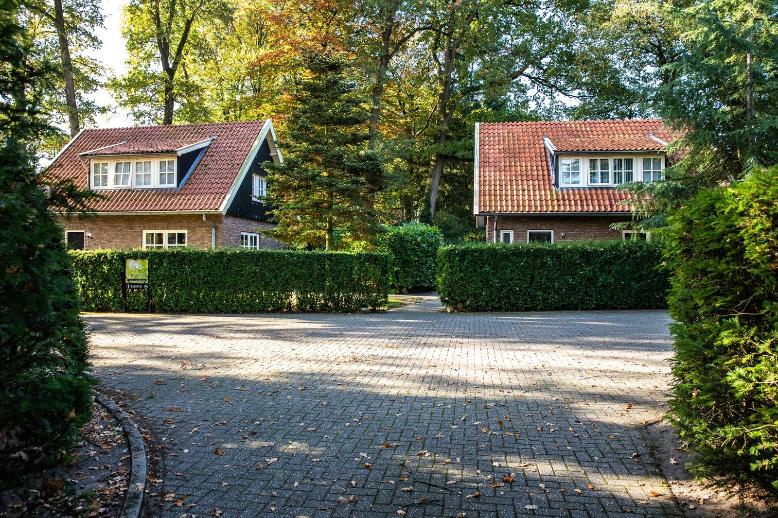 Landgoed Lösser - vakantiehuis de Regenboog in Twente