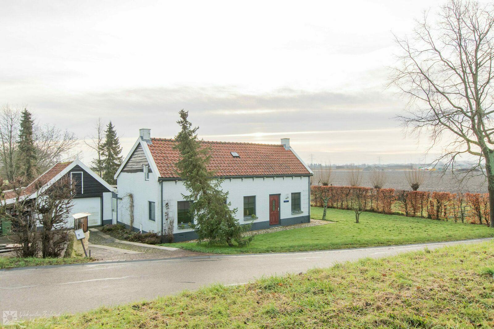 VZ1059 Vrijstaand vakantiehuis in Heinkenszand
