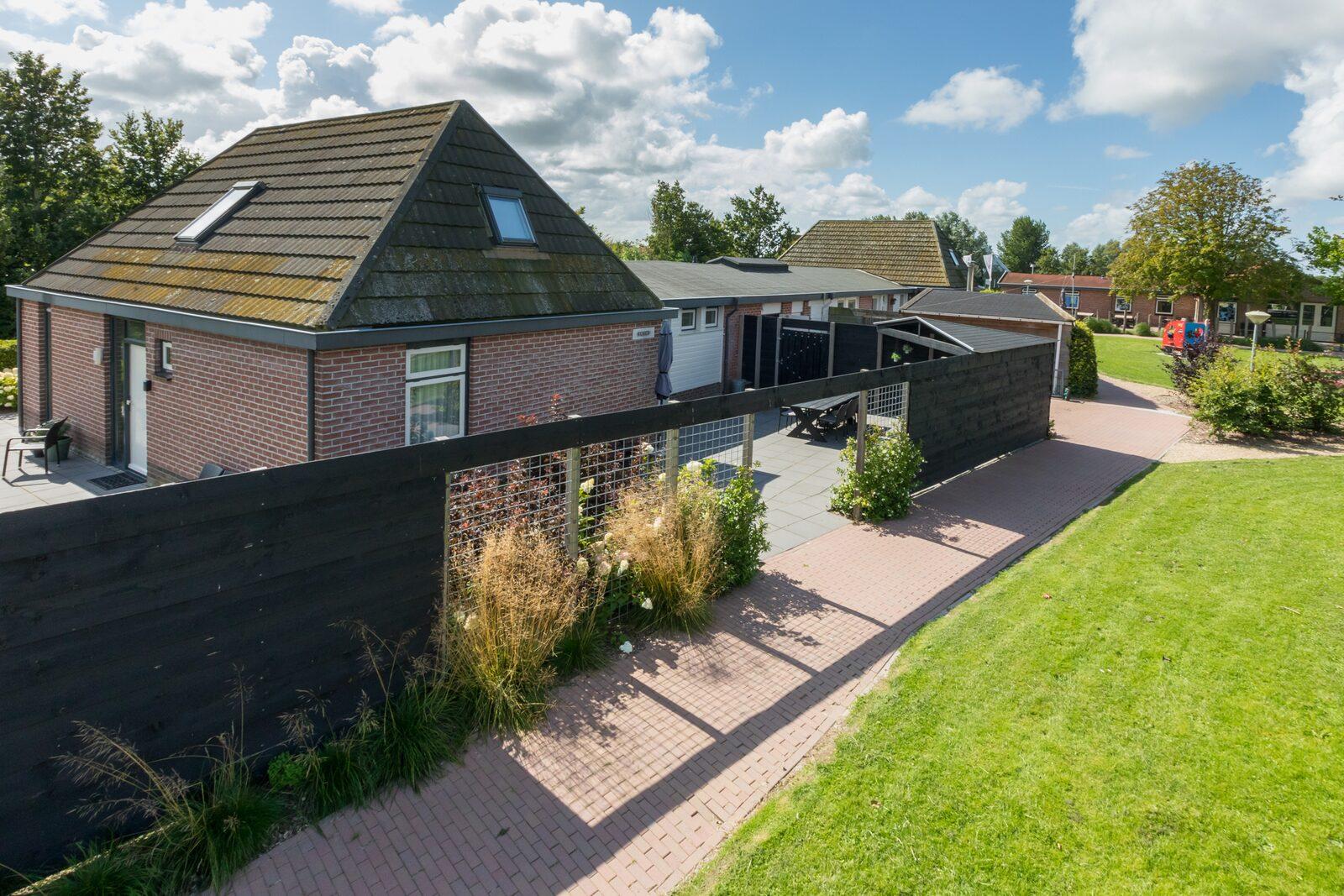 Ferienhaus - Oostkapelseweg 32 | Serooskerke 'Reiger'