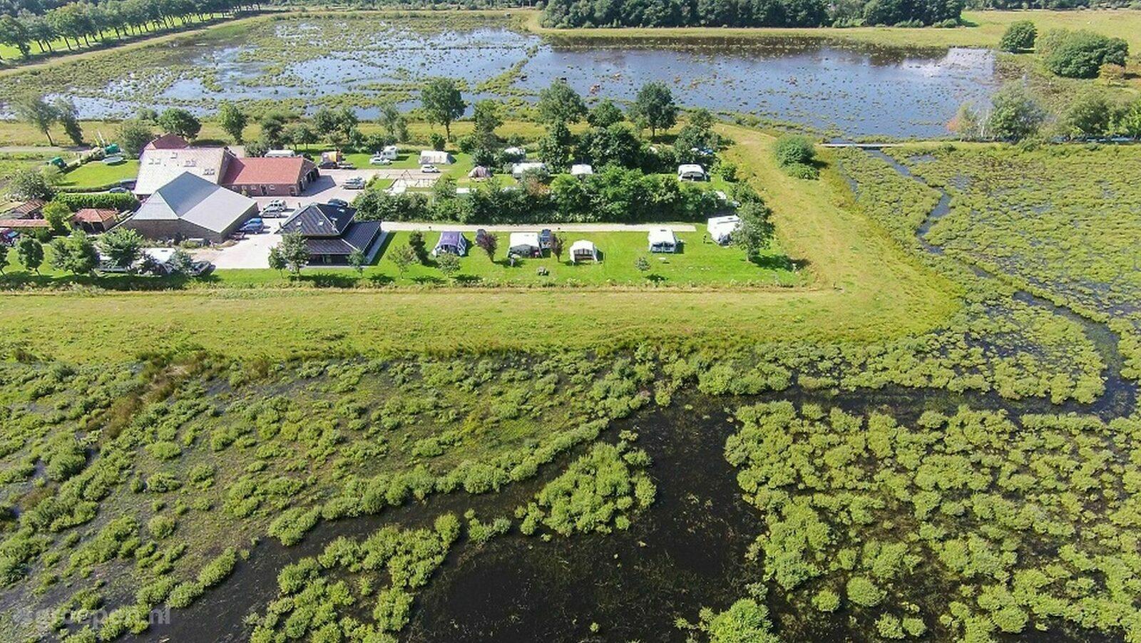 Vakantieboerderij Oude Willem