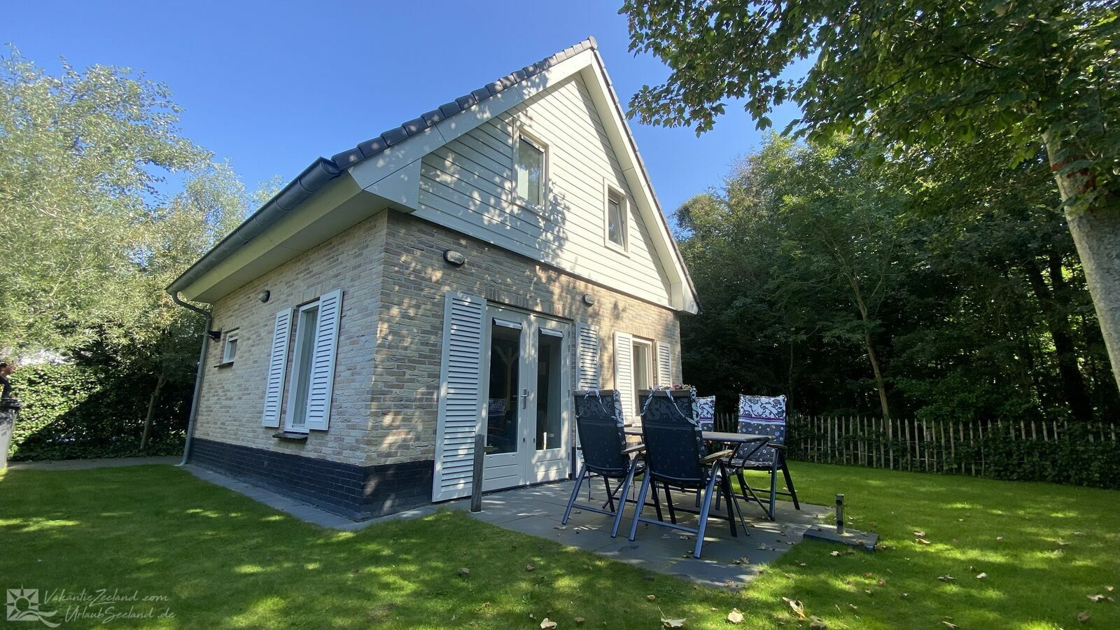 VZ964 Detached Holiday Home in Zoutelande