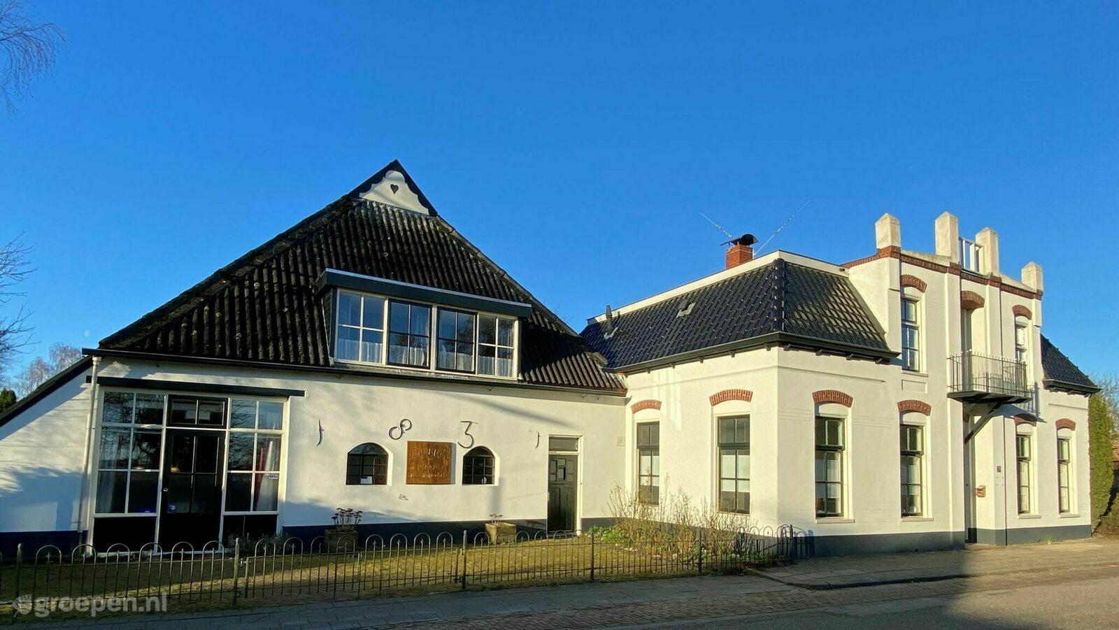 Groepsaccommodatie Wehe den Hoorn