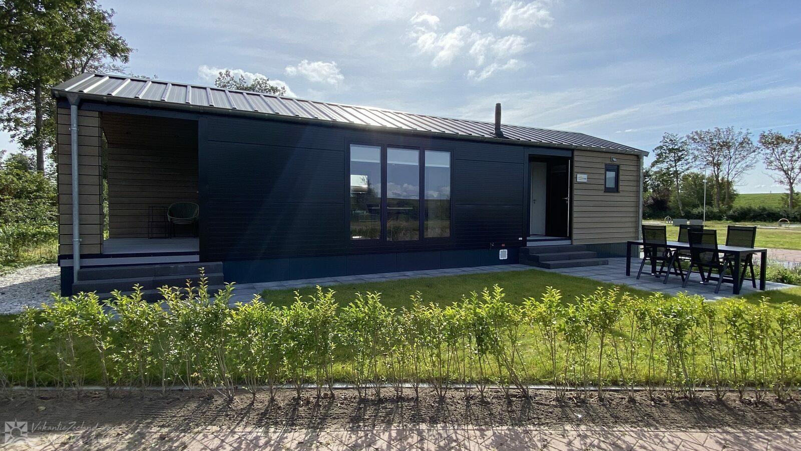 vakantiehuis Nederland, Zeeland, Scherpenisse vakantiehuis VZ1035 Luxe vakantiechalet in Scherpenisse