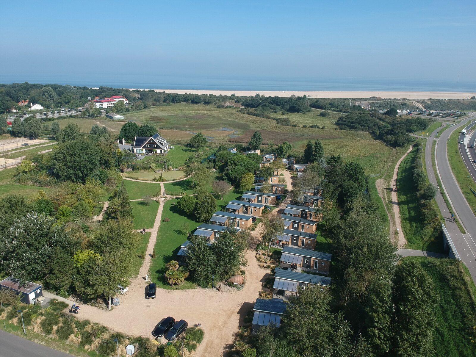 Chalet - Holidaypark Fort den Haak | Vrouwenpolder (Pet allowed)