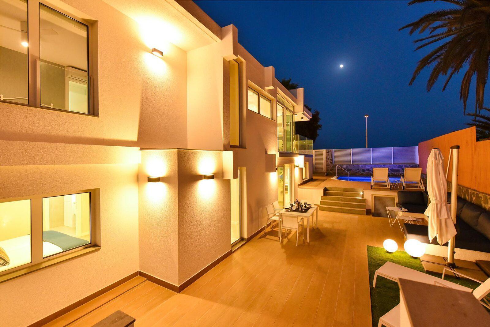 Villa Anemolia   8 personen
