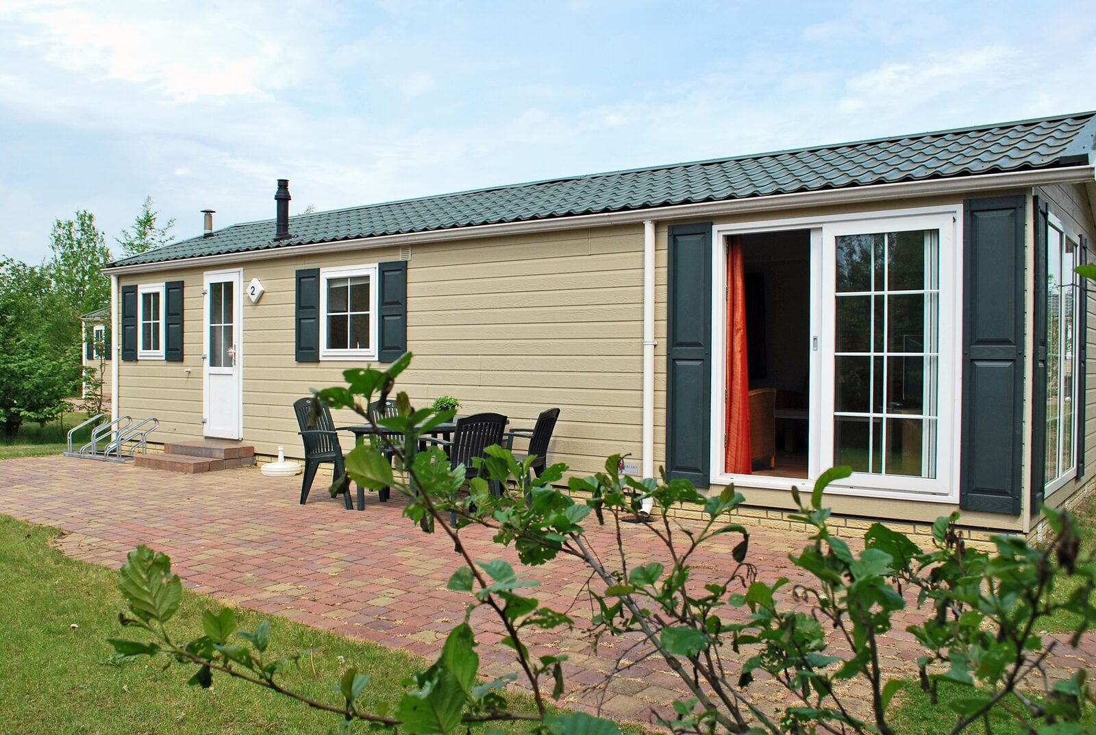 4-Persoons Comfort Chalet (CCH)