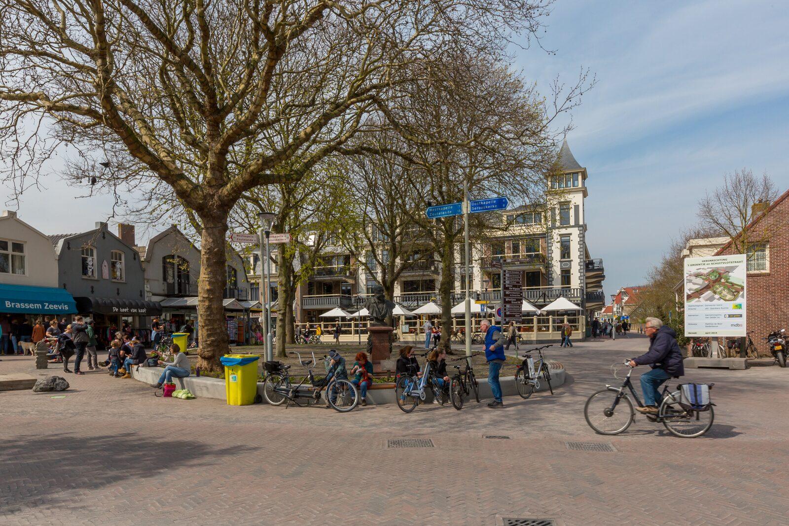 Ferienhaus - Piet Mondriaanstraat 6a | Domburg