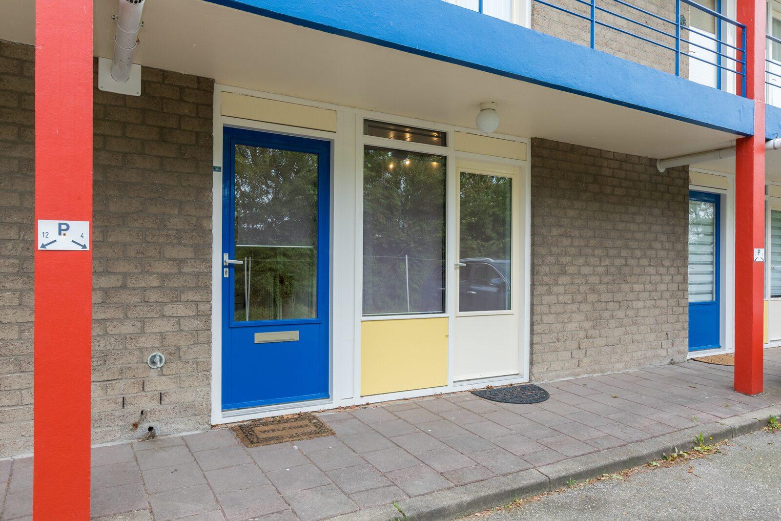 Appartement - Burg. van Woelderenlaan 100-4 | Vlissingen