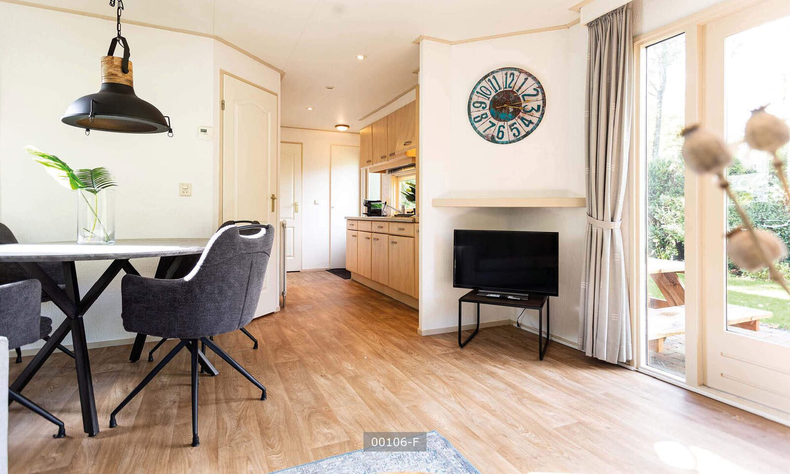Holiday home, vier Personen