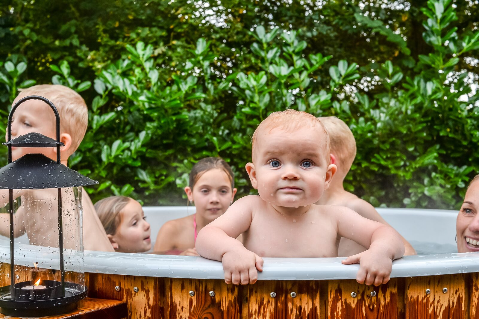 Reggehooiberg met sauna en hottub | 5 pers.