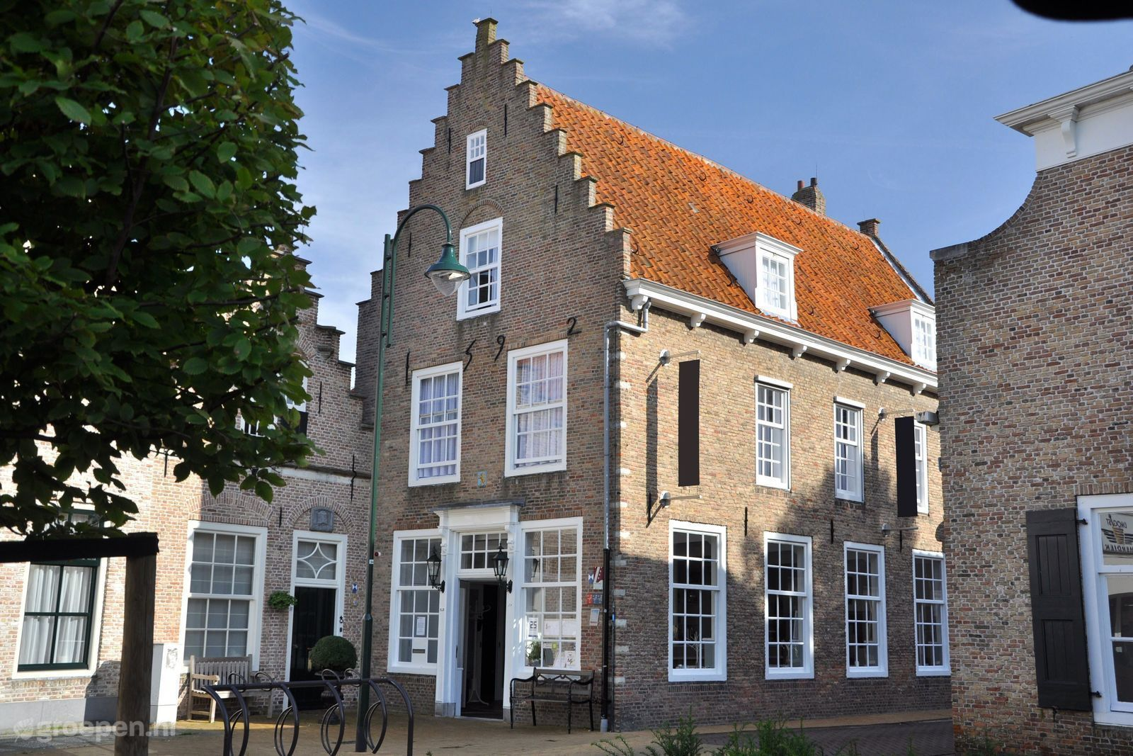 Group accommodation Sint-Maartensdijk