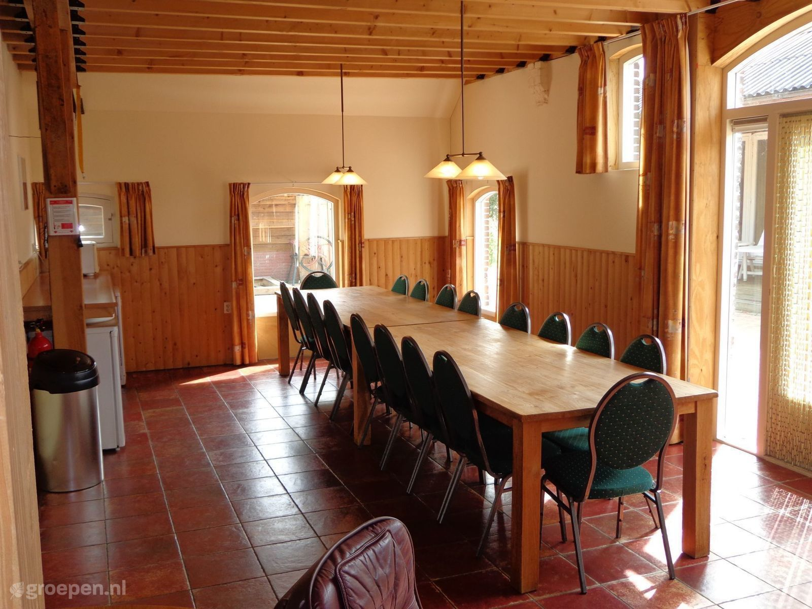 Group accommodation Stoutenburg