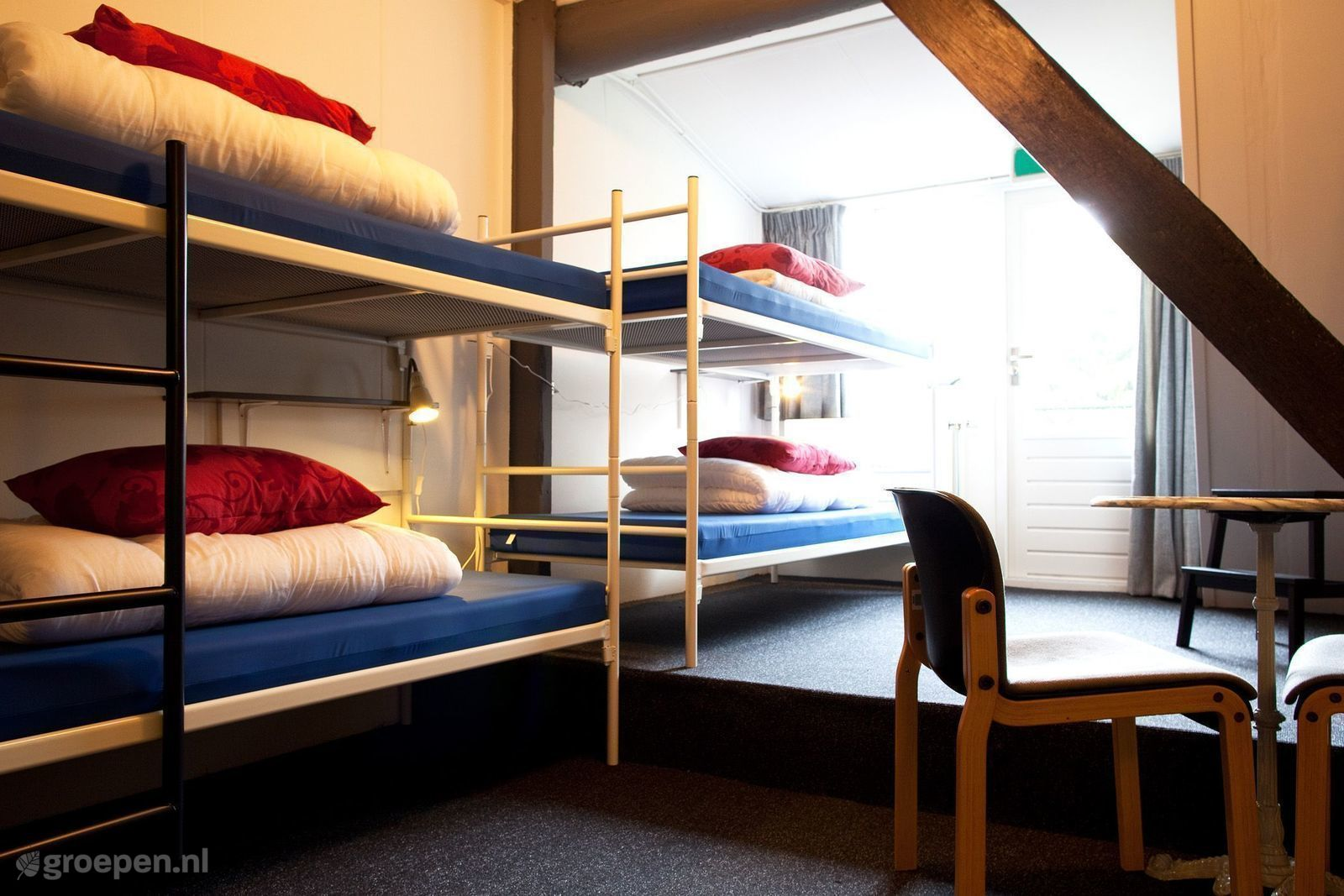 Group accommodation Wehe den Hoorn