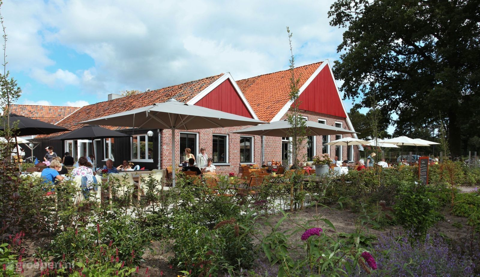 Group accommodation Winterswijk-Miste