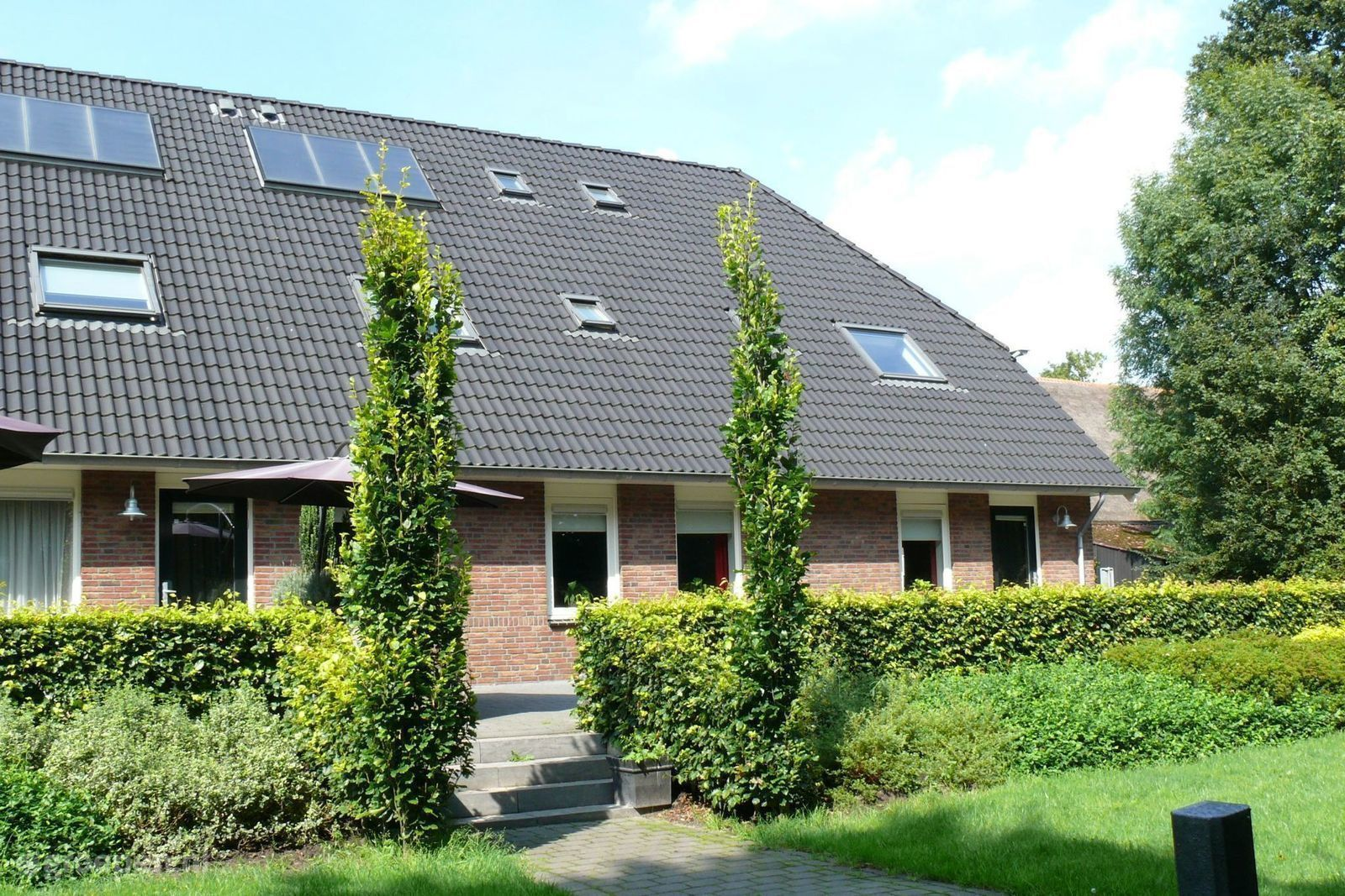 Group accommodation Giethoorn