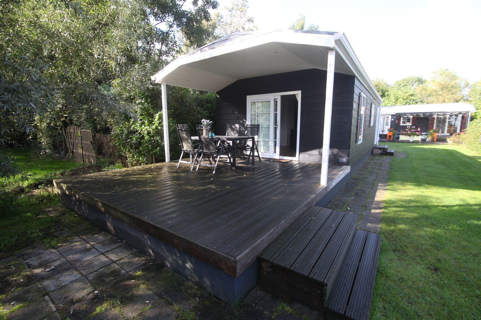 De Kleine Belter - met veranda