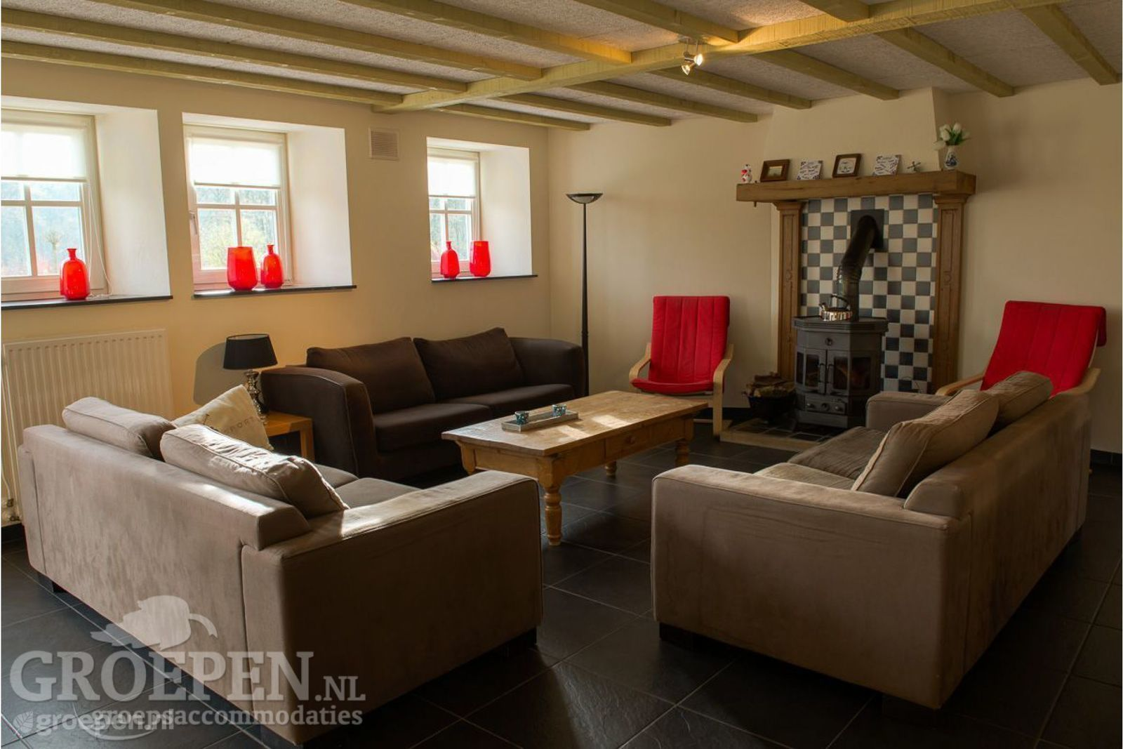 Group accommodation Geijsteren