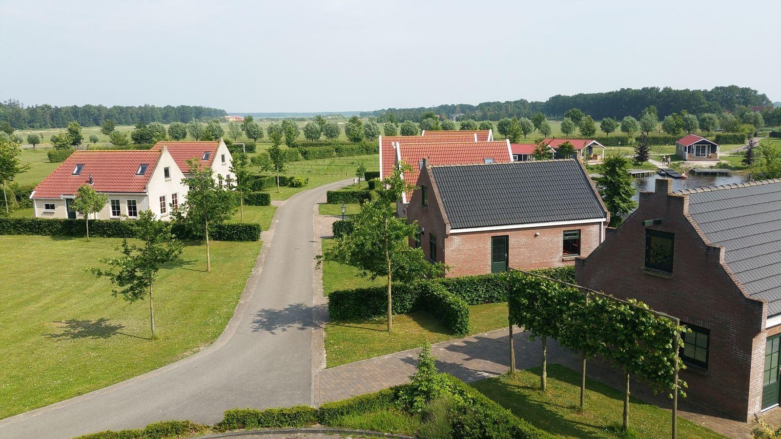 Groepsverblijf Strandhuis + 4 vakantiewoningen (24 personen)
