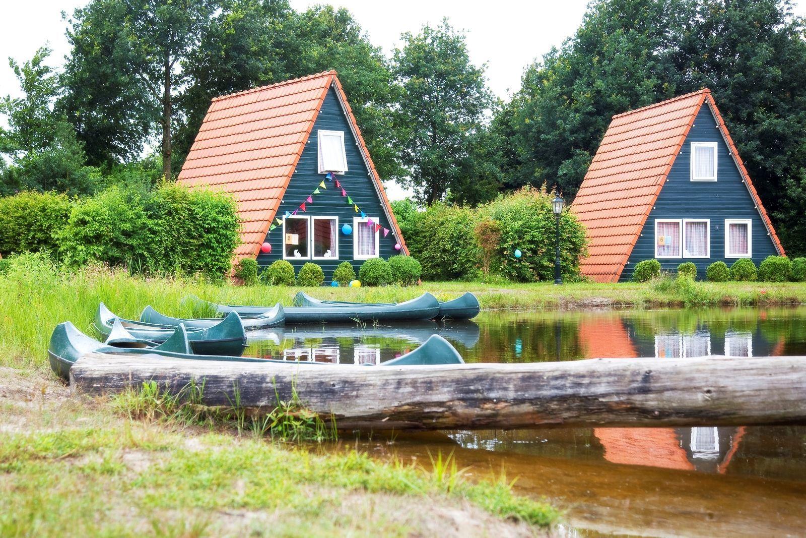 6-persoons vissershuisje