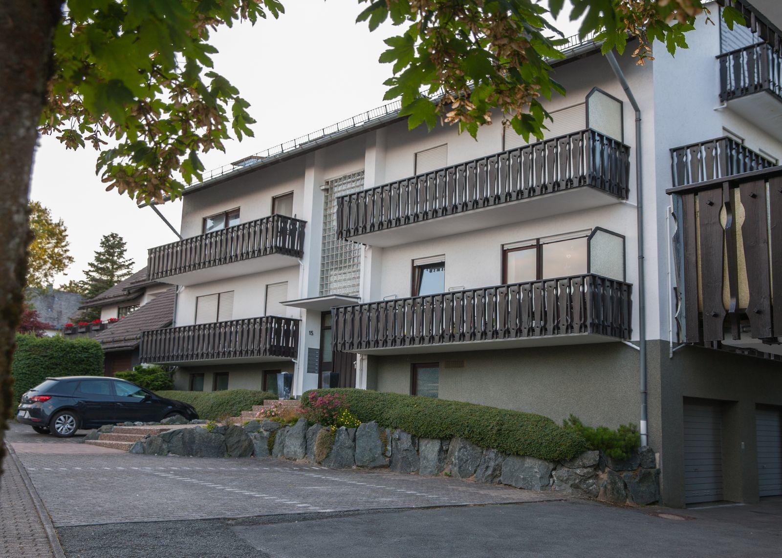 Appartement - Schanzenstraße 15-C **** | Winterberg