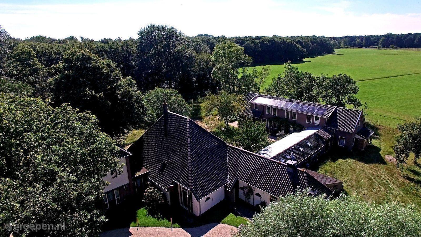 Groepsaccommodatie Castricum