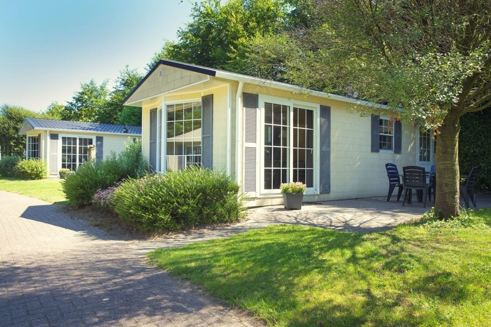 Bungalette 6 persons basic | 2 Bedrooms