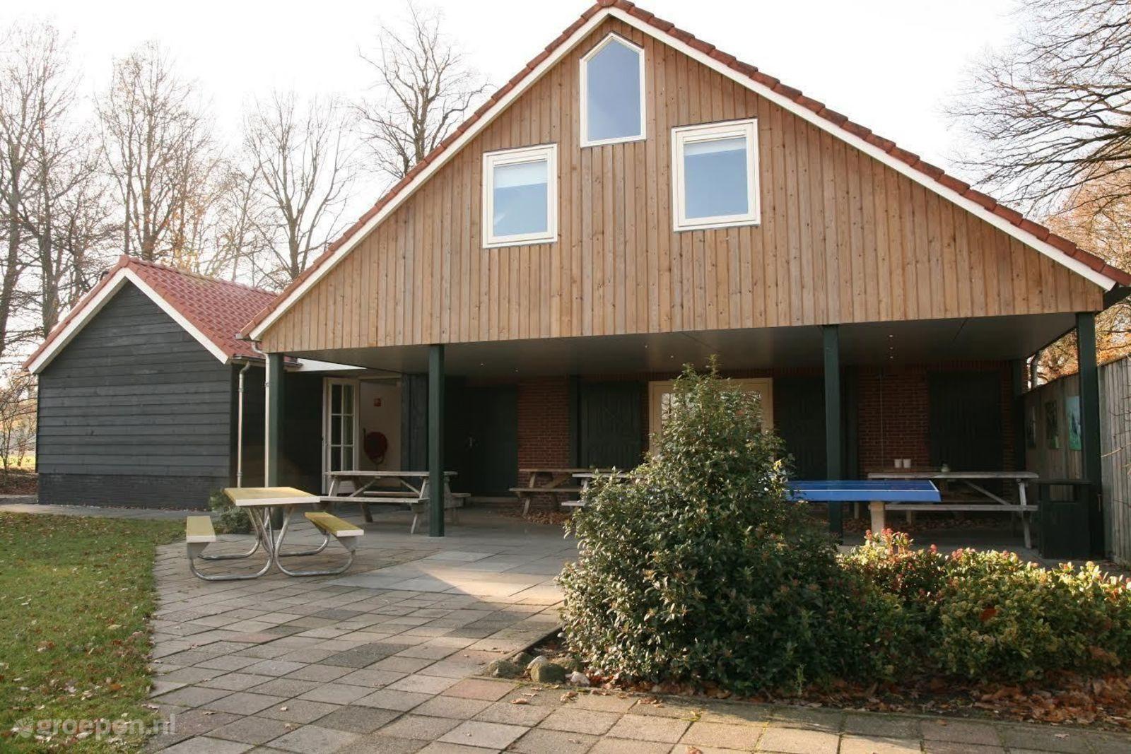 Groepsaccommodatie Hellendoorn