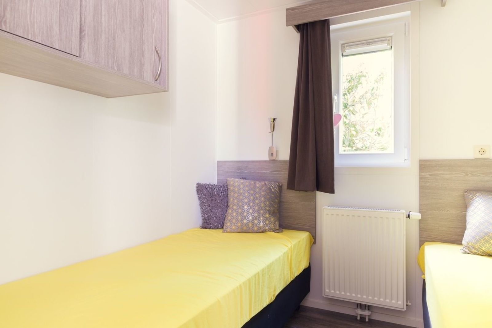 6-Personen-Chalet mit Sauna und 3 Schlafzimmern