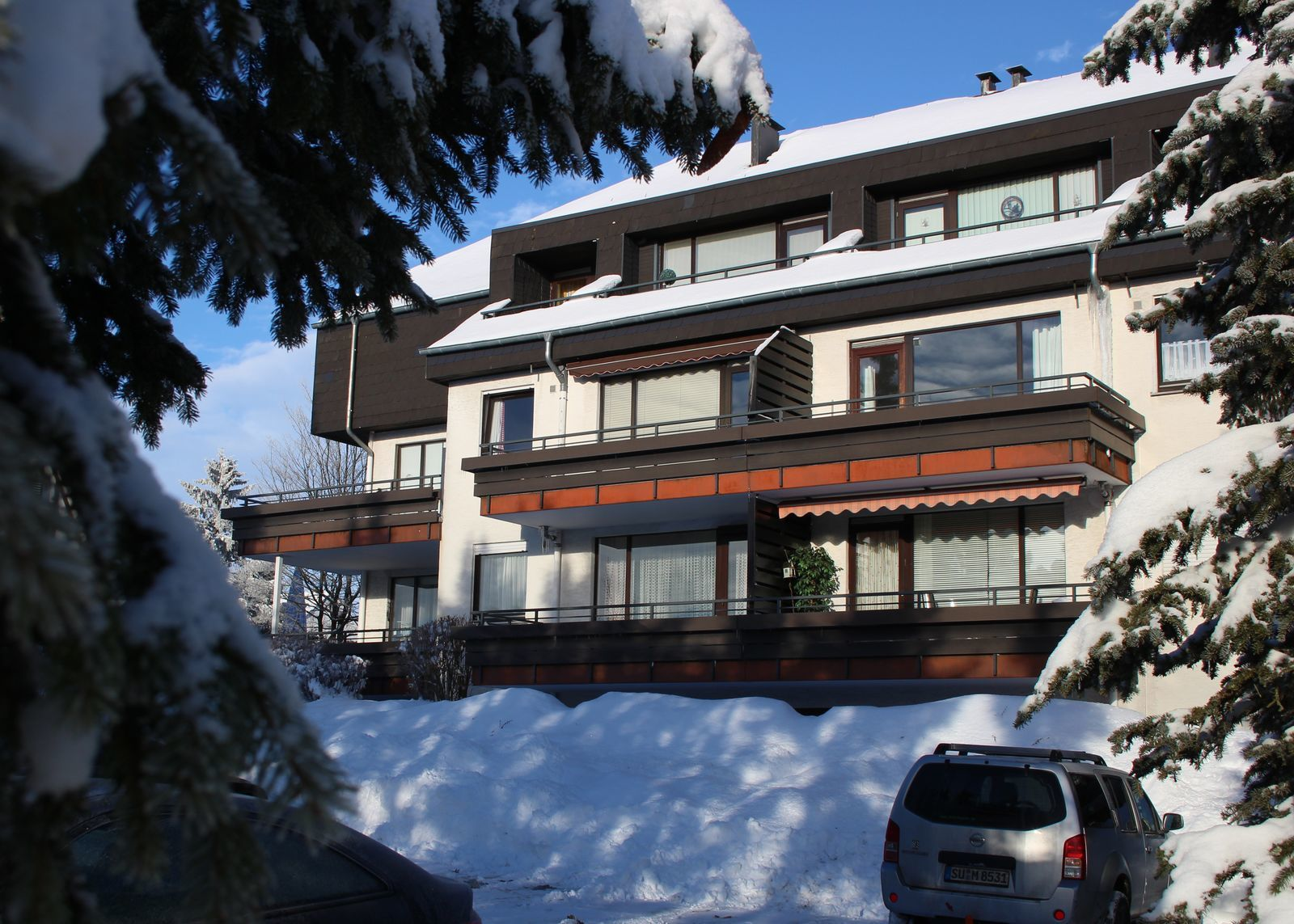 Apartment - Am Waltenberg 59-A | Winterberg