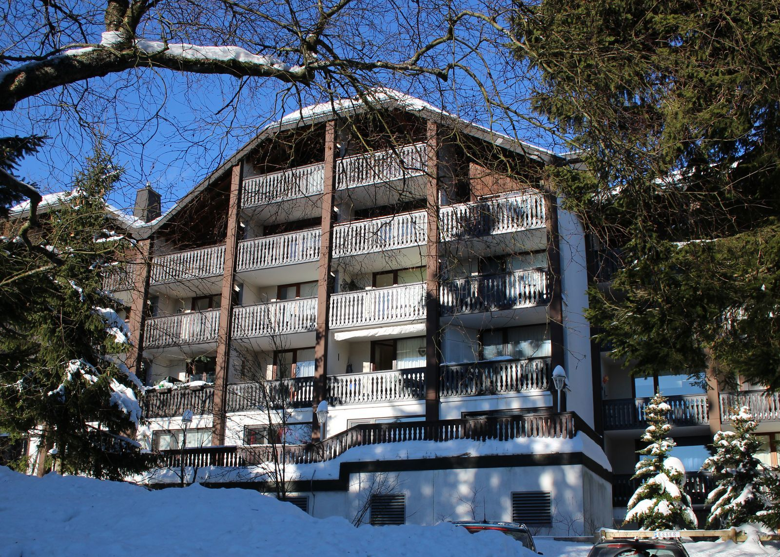 Apartment - Kapperundweg 4-B | Winterberg