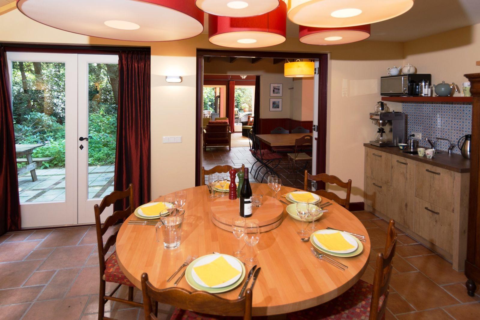 Buitenplaets de Heide Woonhuis - vakantiehuis op privelandgoed in Twente voor actieve gezinnen