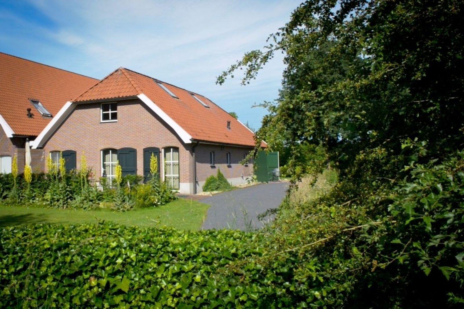 Landgoed 4 Seizoenen 't Zomerhuis - vakantiehuis met sauna in de Achterhoek
