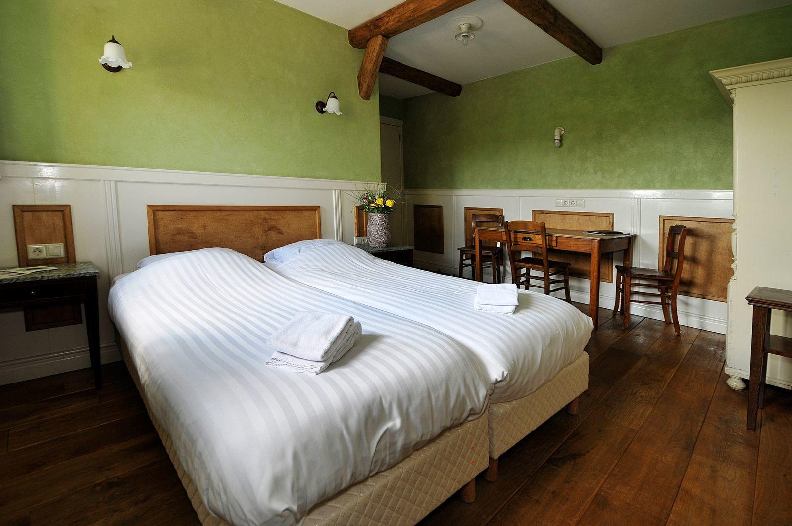 Limburgse Carrehoeve Roebelsbos - luxe vakantiehuis voor groepen in Limburg