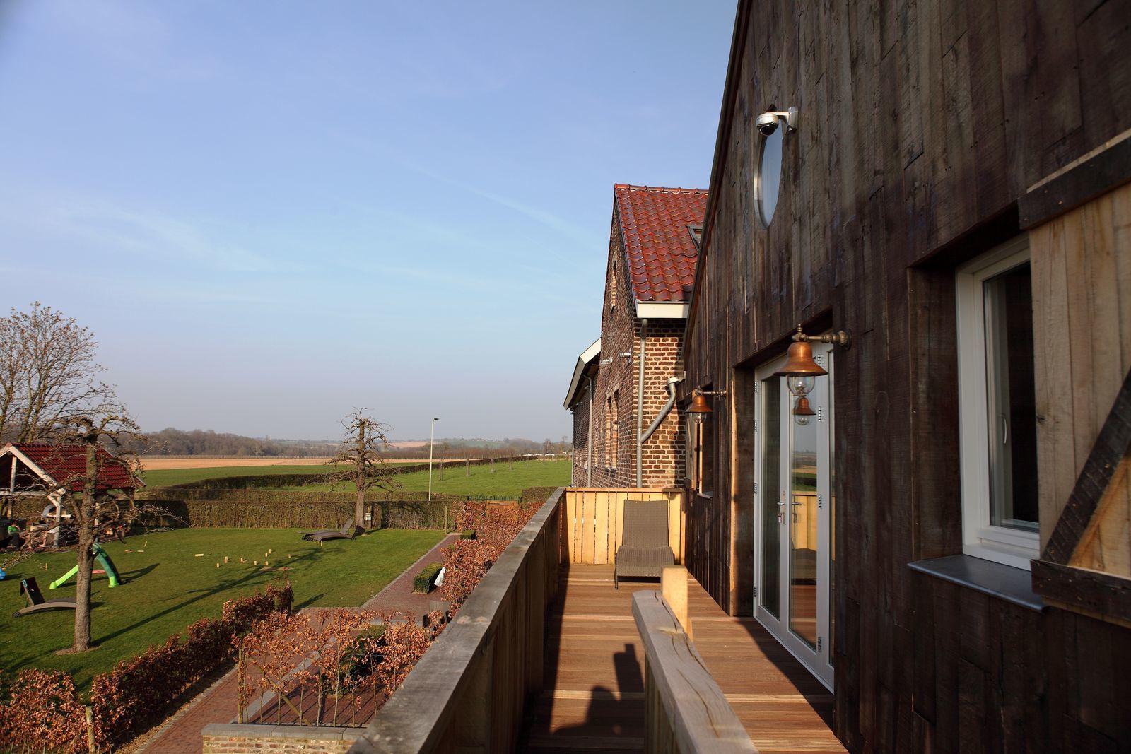 Landgoed St. Geertruid Loft Victoria - luxe vakantiehuis Zuid-Limburg