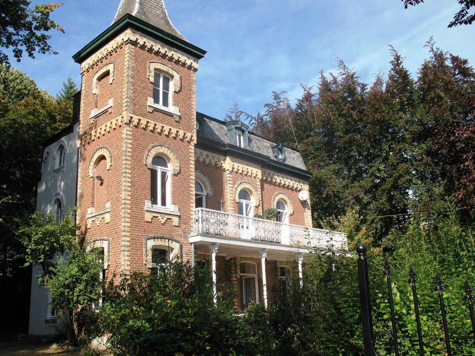 Kasteelvilla Barisart - vakantiehuis voor groepen