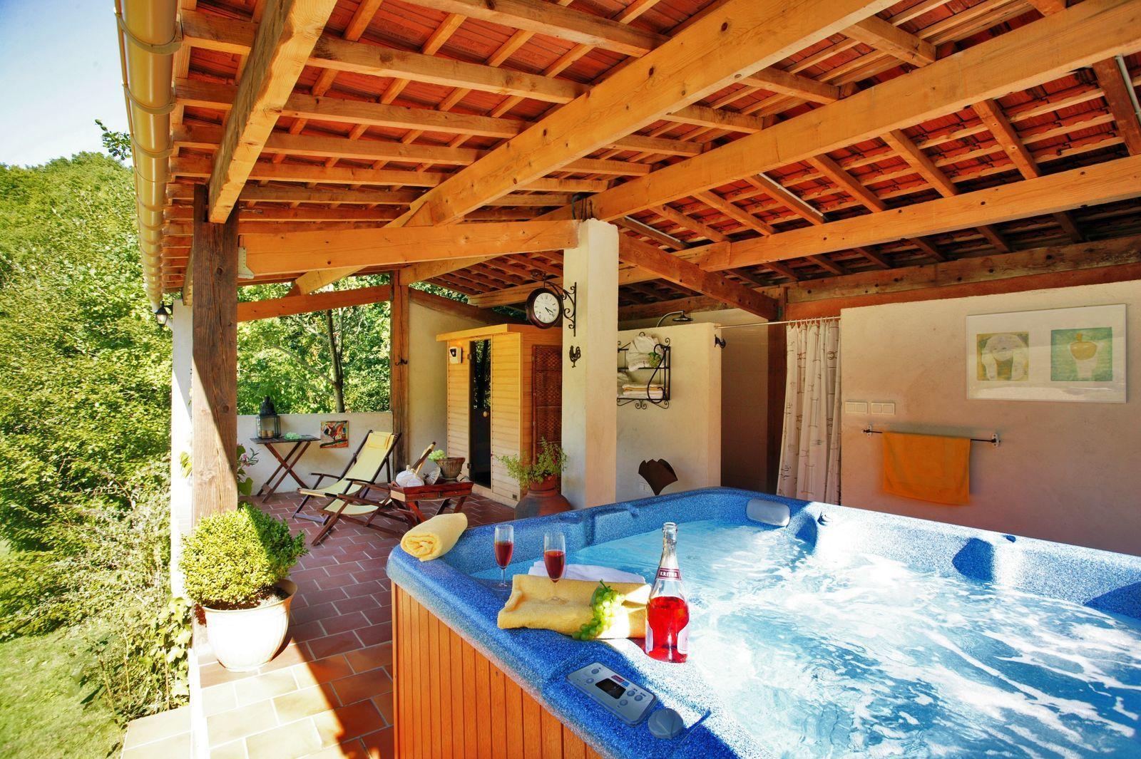 La Nouvelle Source - Henry vakantiehuis Dordogne, Frankrijk