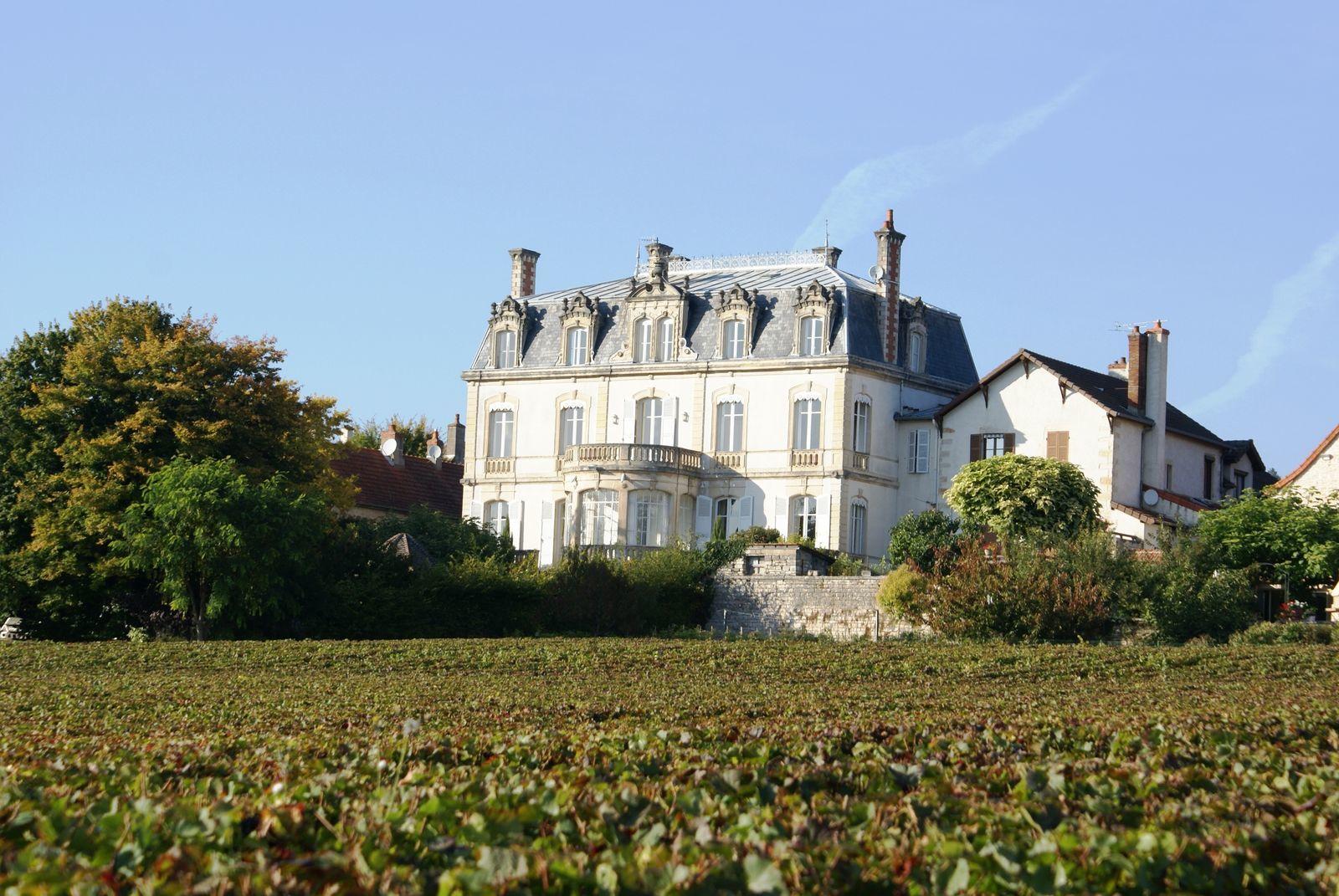 Château Christophe Bourgogne - kasteelvakantie Frankrijk