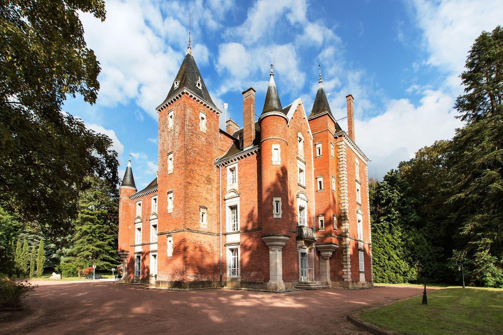 Chateau le Victoire - exclusieve kasteelvakantie Frankrijk