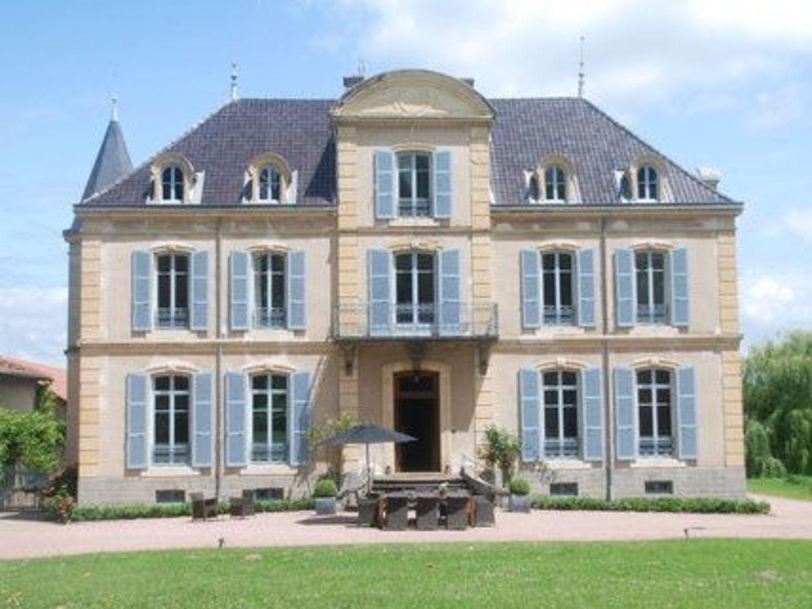 Domaine du Roi François - Château - kasteelvakantie Frankrijk