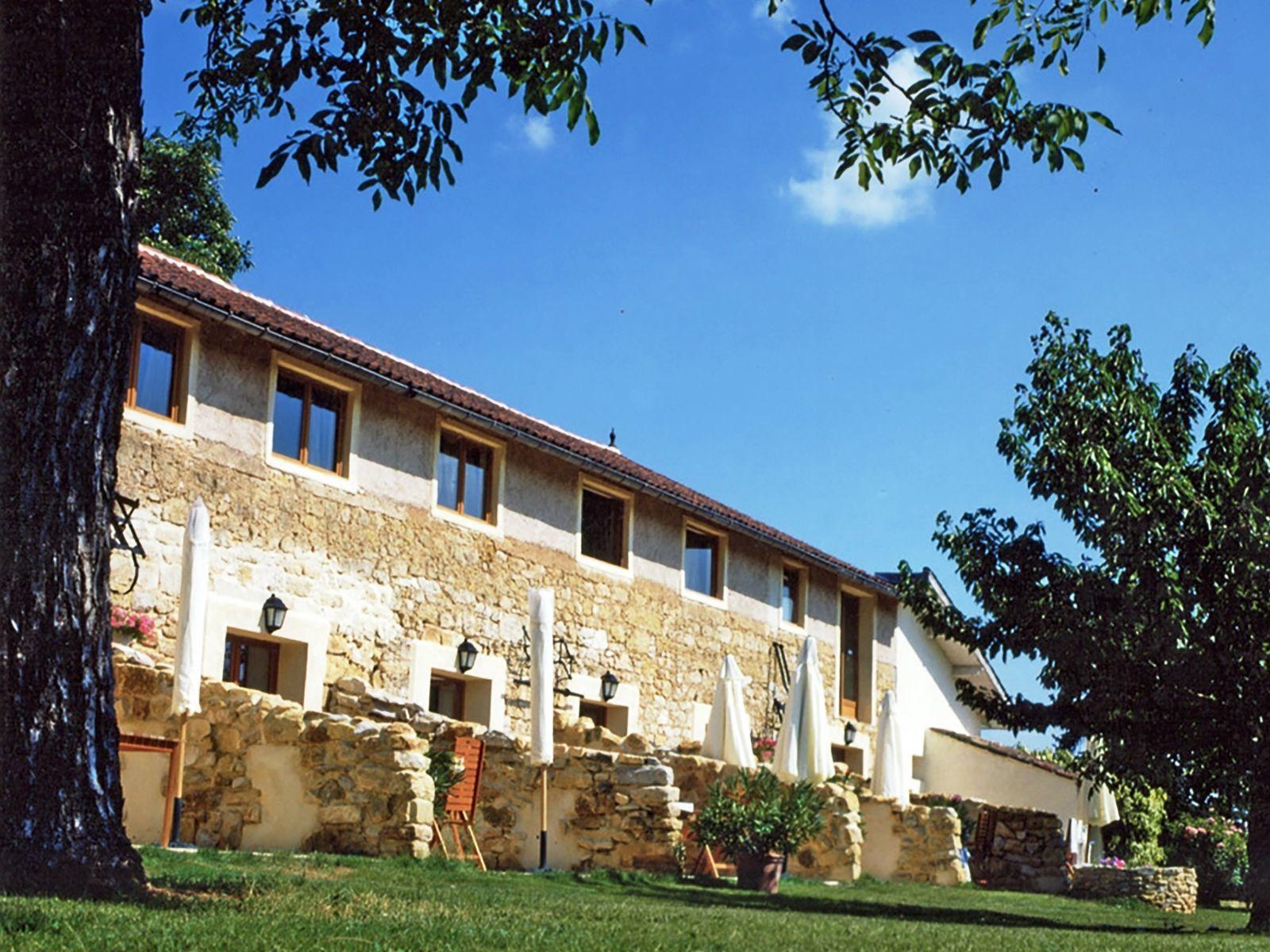 Chateau Prayssac - C vakantiehuis met zwembad