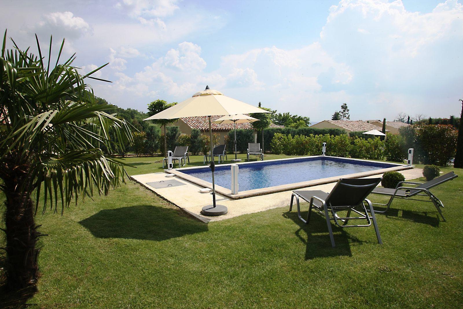 Park Beaudine - vakantiewoning T3 met prive-zwembad in Zuid-Frankrijk