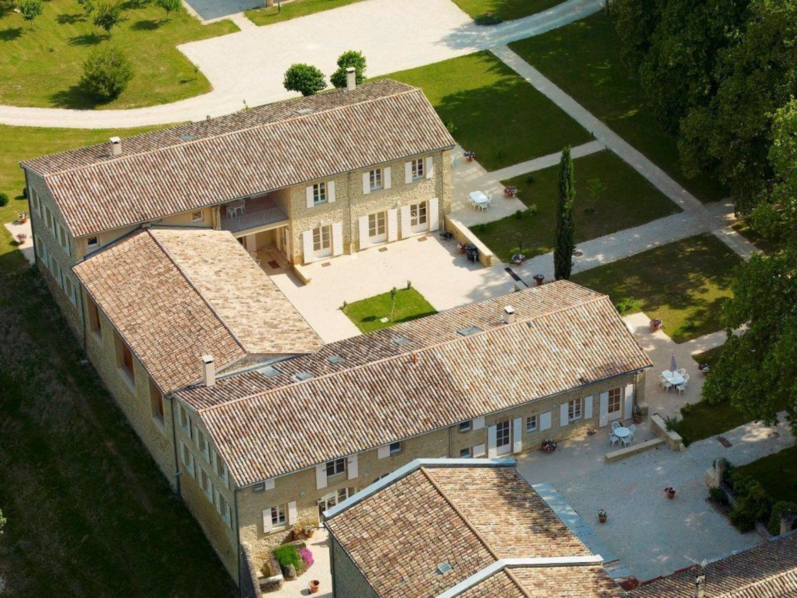 Domaine de Valence - La Forge vakantiehuis Frankrijk 8 personen
