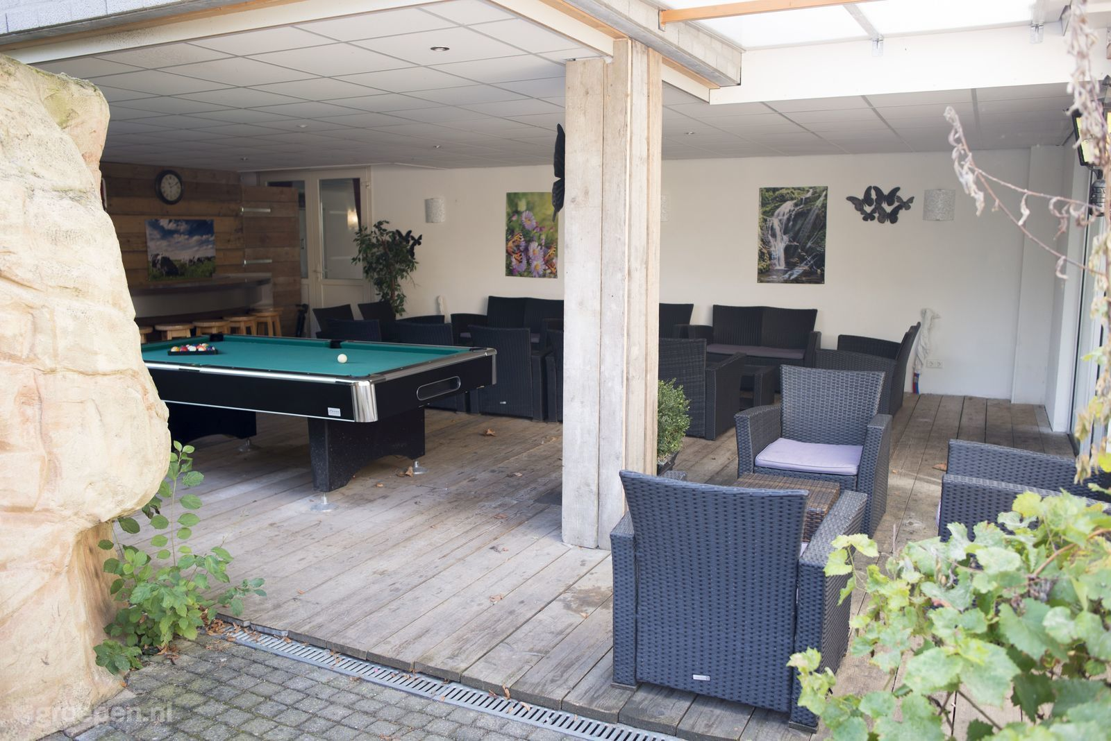 Group accommodation Groesbeek