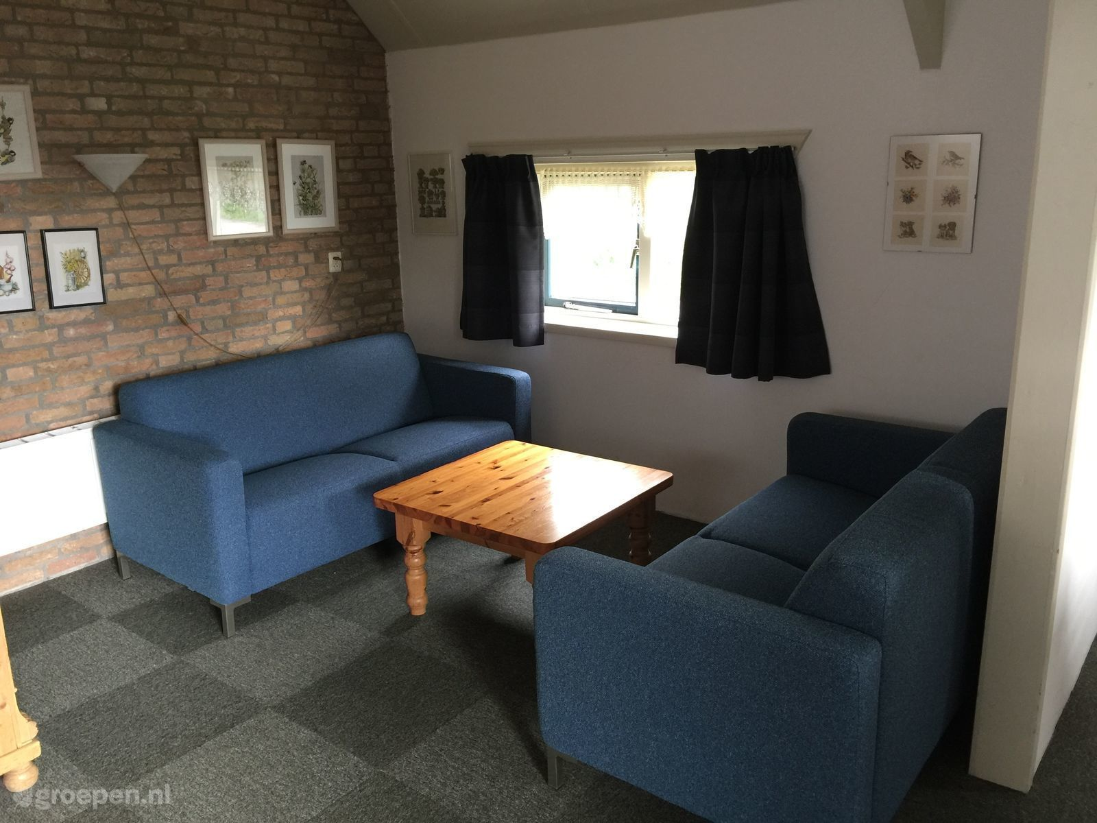 Group accommodation Vierhuizen