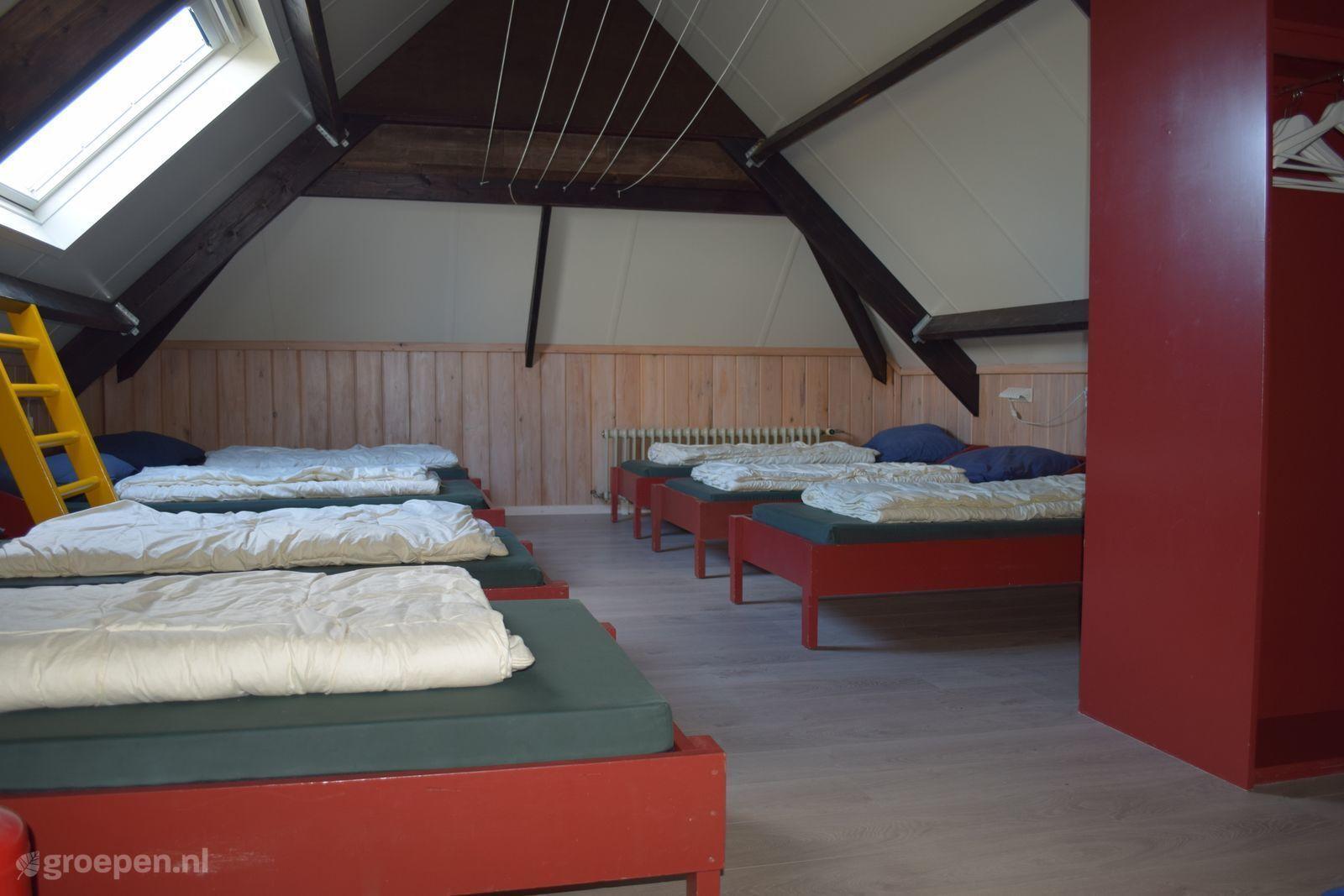 Gruppenunterkunft Vierhuizen