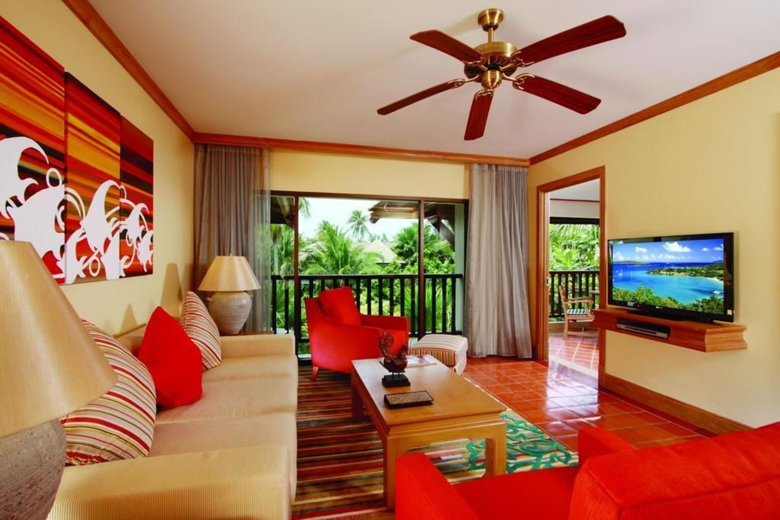 Marriott's Phuket Beach Club, 2-Bedroom