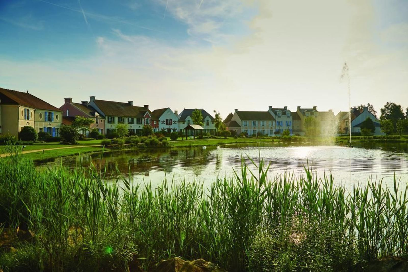Marriott's Village d'ile-de-France (near Disneyland Paris), Studio