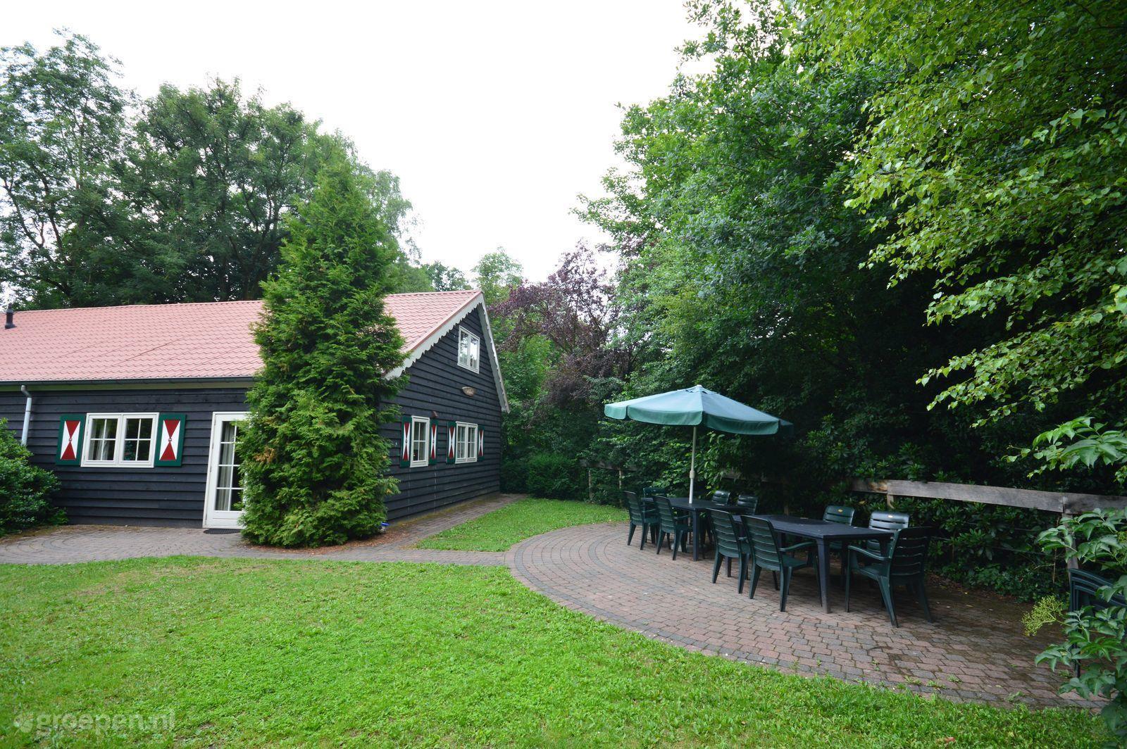 Group accommodation Vierhouten