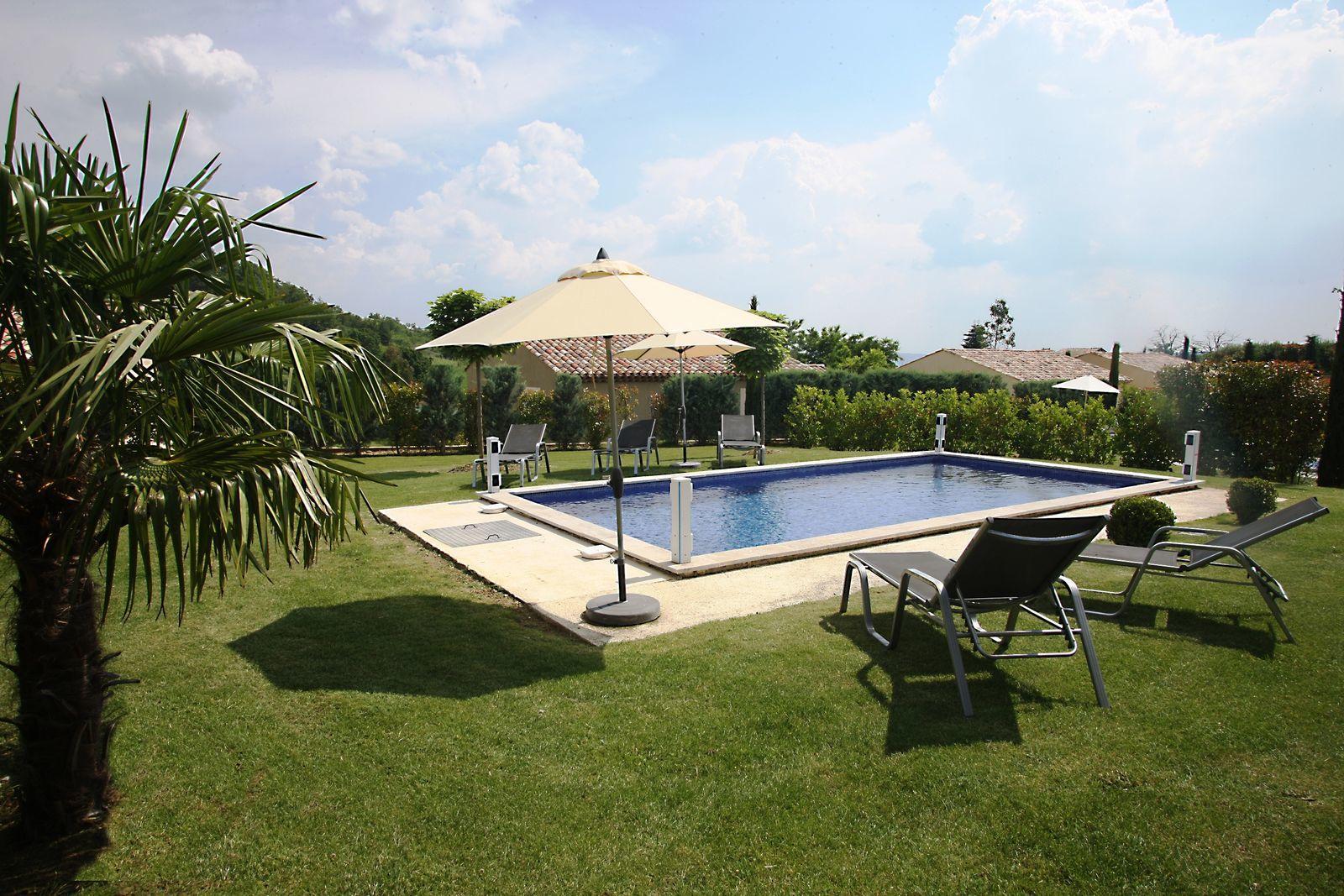 Park Beaudine - vakantiewoning T3 met verwarmd prive-zwembad