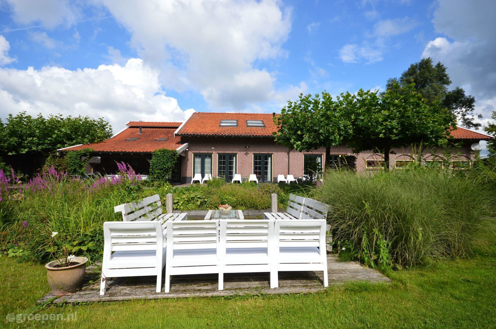 Vakantiehuis Westbroek